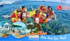 ✅Khuyến Mãi Tour Cù Lao Chàm 1 ngày từ Đà Nẵng