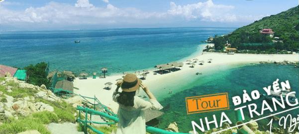 ✅Tour Đảo Yến Hòn Nội Nha Trang 1 Ngày