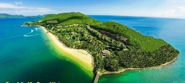 ✅Tour 4 Đảo Nha Trang 1 Ngày – Du lịch Nha Trang giá rẻ