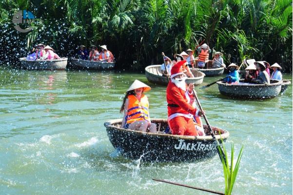 Tour Rừng Dừa Bảy Mẫu Hội An 1 ngày từ Đà Nẵng