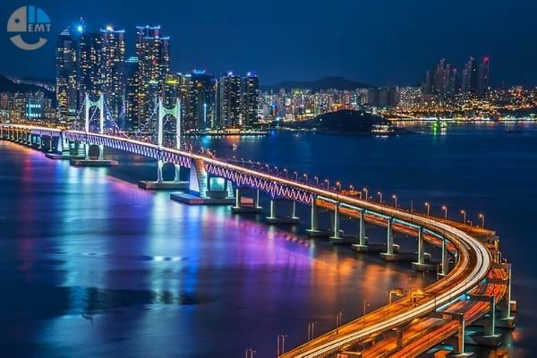 [2019] Top Kinh nghiệm du lịch Busan tự túc từ A – Z