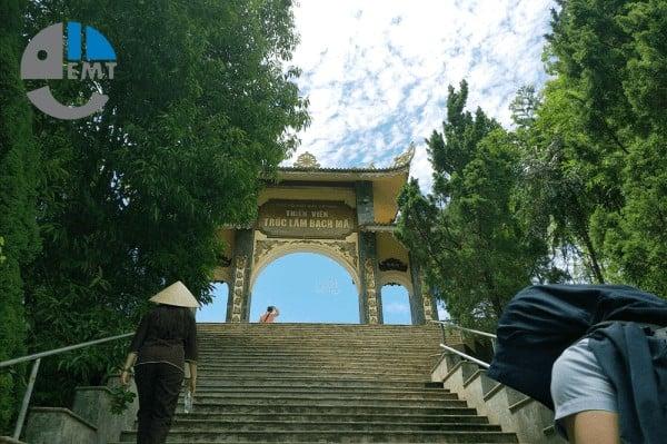 [ Thiền Viện Trúc Lâm Bạch Mã ] – Kiệt Tác Thiên Nhiên Trên Đất Huế