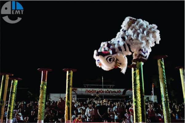 Lễ hội Múa Lân Huế 2019 – Từ 07/09/2019 đến 08/09/2019