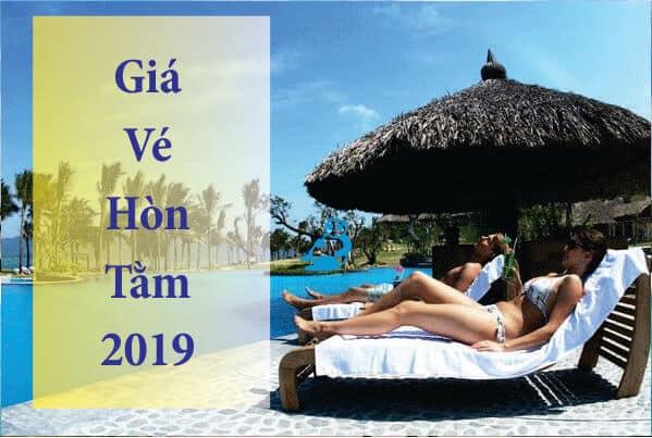 [ Giá Vé Hòn Tằm Nha Trang 2019 ] Bảng giá chi tiết từ A – Z