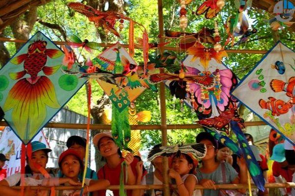 Lễ hội Diều Huế – Tôn vinh tinh hoa nghệ thuật nghề truyền thống