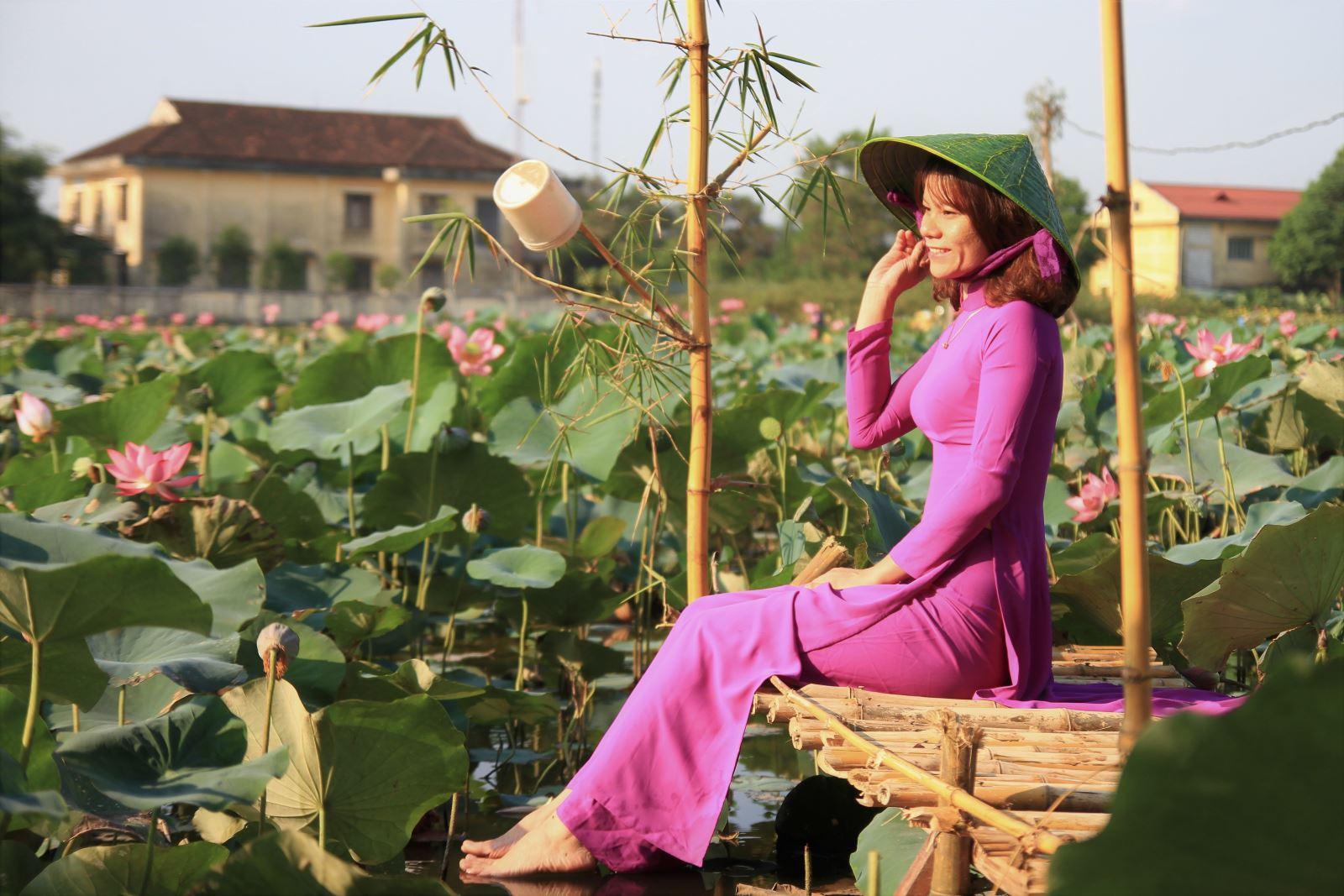 Mùa Sen Ở Huế vừa đẹp vừa thơm, làm say đắm lòng người Cố Đô