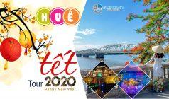 ✅Tour Tết 2020 Huế – ĐộngThiên Đường – Hội An – Bà Nà Hill – Đà Nẵng