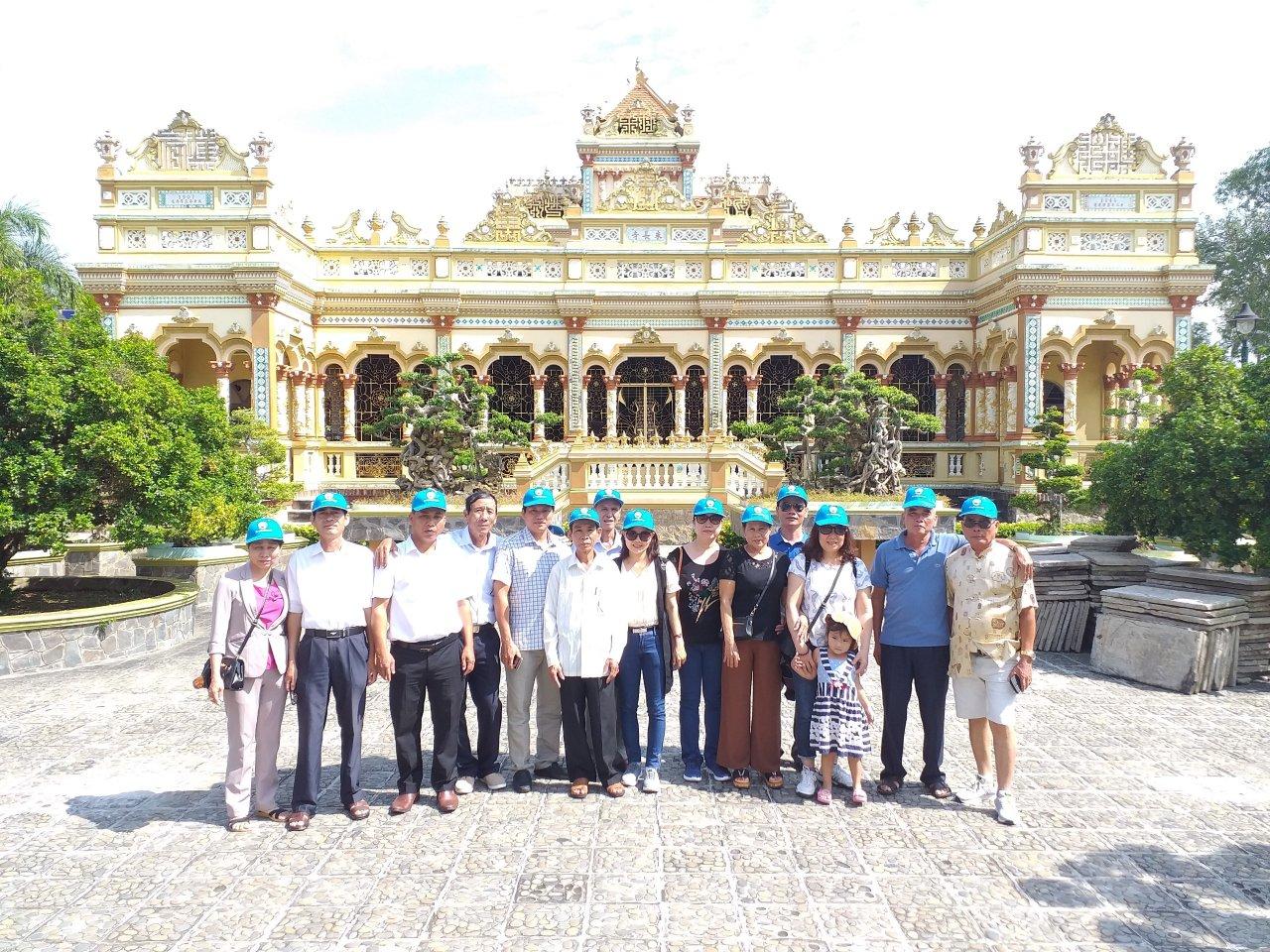 Tour Huế – HCM – Mỹ Tho – Cần Thơ – Đại Nam – Huế