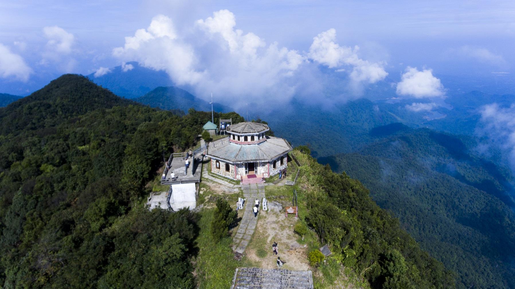 VQG Bạch Mã Huế – Khám phá thiên nhiên hoang sơ