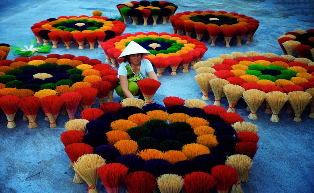Làng nghề truyền thống đặc trưng tại mảnh đất Cố đô