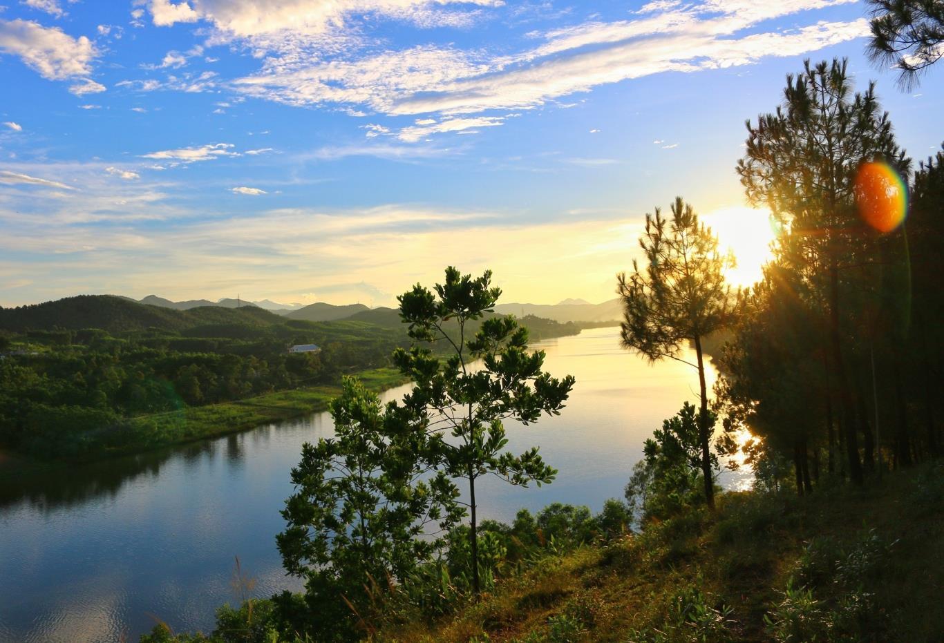 Đồi Vọng Cảnh – Ngắm trọn vẻ đẹp xứ Huế