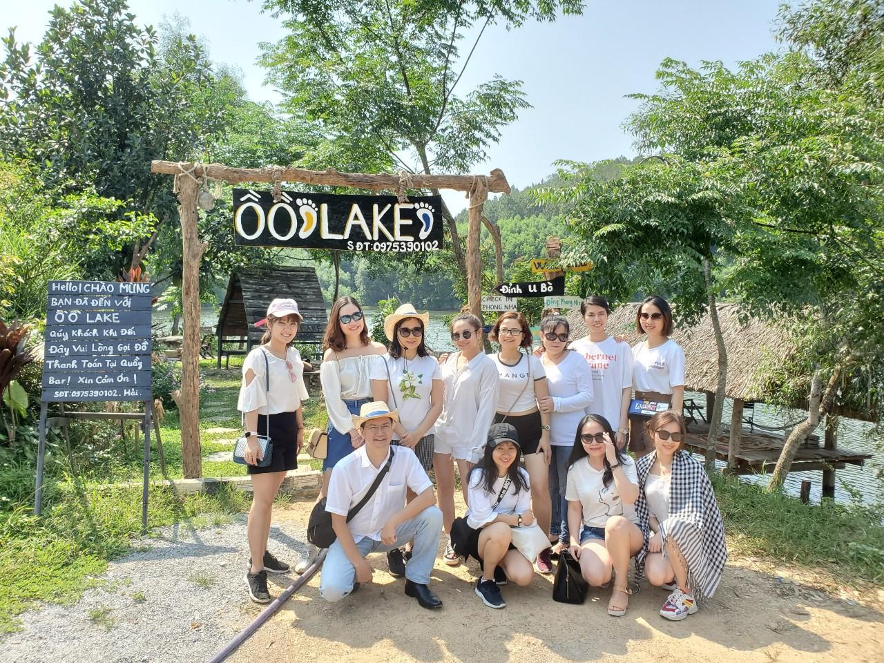 Quảng Bình – Phong Nha – Suối nước Mooc – Ồ ồ Lake – Quảng Bình